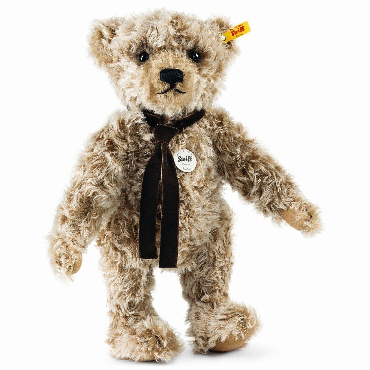 Teddy Bear Frederic Steiff EAN 000478 in 2020 Bear