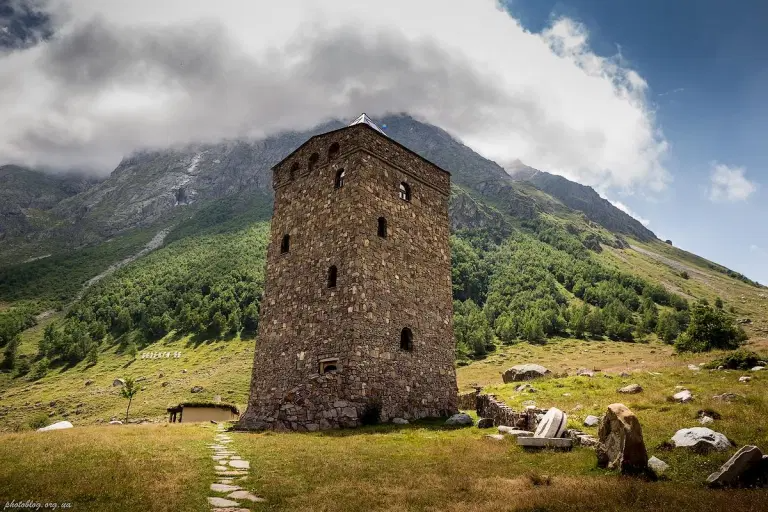 North Caucasus Land | The North Caucasus mountains with its native people and culture