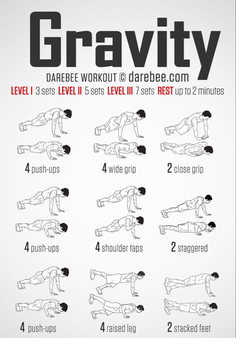 This is a great workout if you cannot make it do a gym but