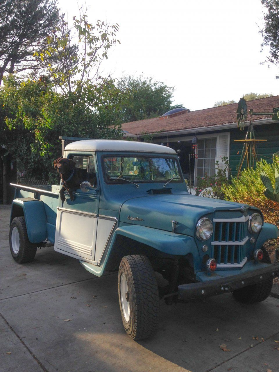 1960 Willys Truck Photo Submitted By Don Hillman Jeep For Sale Used Wagon