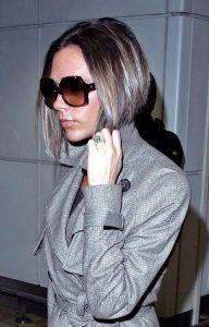 Victoria beckham frisur aktuell 2015