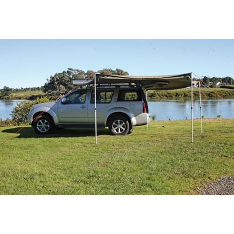 Skywing Four Wheel Drive 25m Pull Out Awning