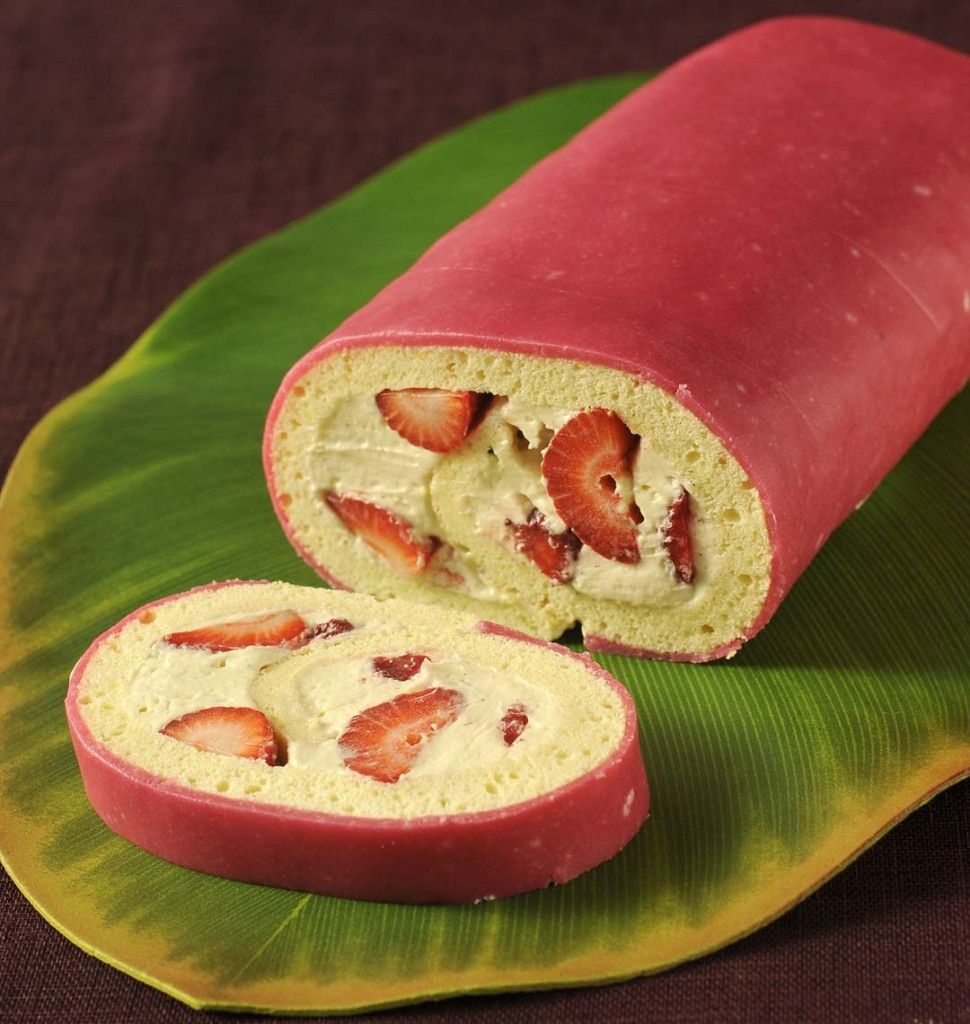 fraisier en g 226 teau roul 233 recette photos et cuisine