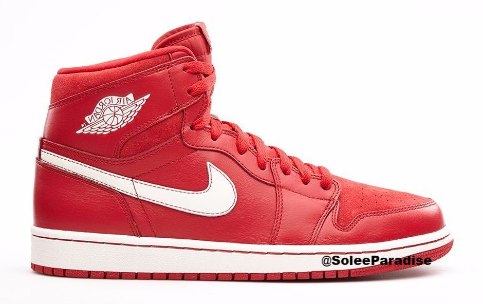 outlet store fb6d4 8ae2c ... discount code for the air jordan 1 retro high og gym red blends the  most topical