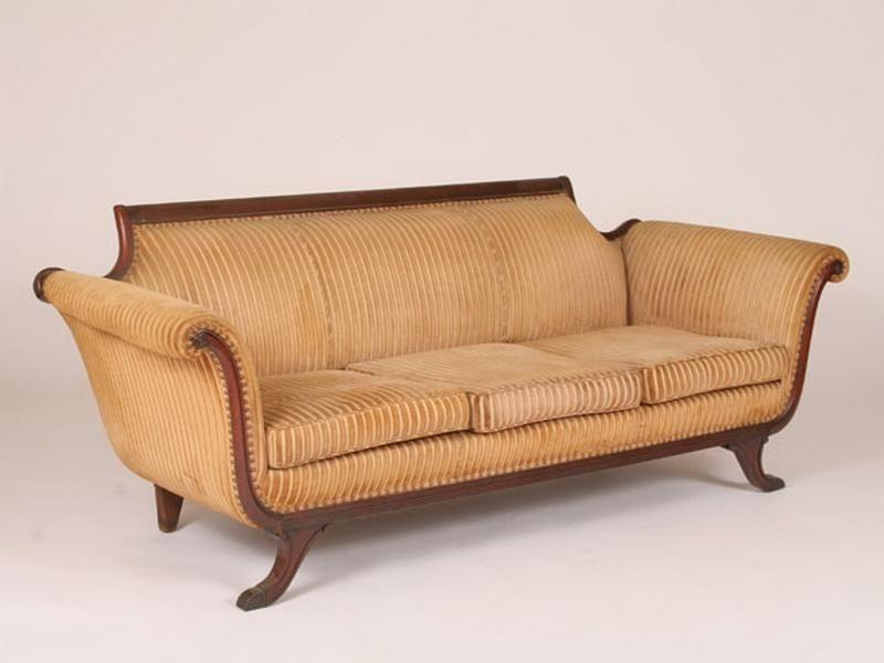 Duncan Phyfe Sofa Tufted Google Search Neoclassical Interior Design Sofa Furniture Sofa Styling