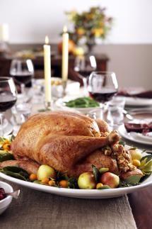 Top 12 Turkey Marinades: Citrus and Spice Turkey Marinade