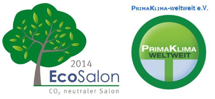 unsere Partnerschaft > davines deutschland und prima-klima weltweit e.V #ecosalon