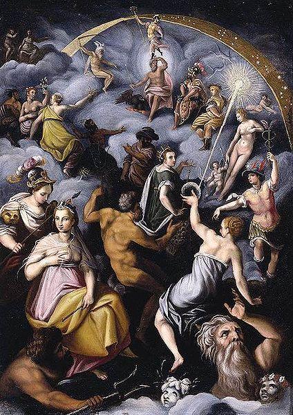 The Gigantomachy In Greek Mythology Renaissance Art Mythology Renaissance Art Mythology