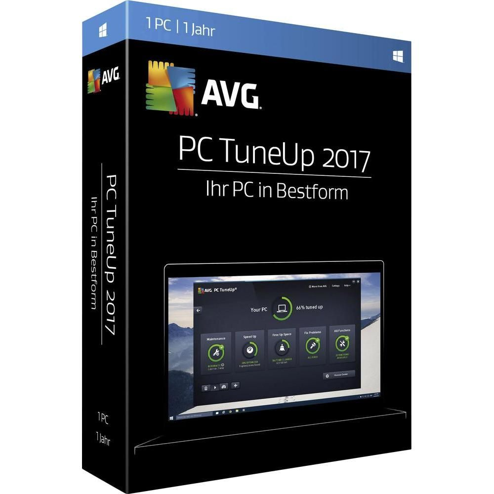 Avg pc tuneup with crack