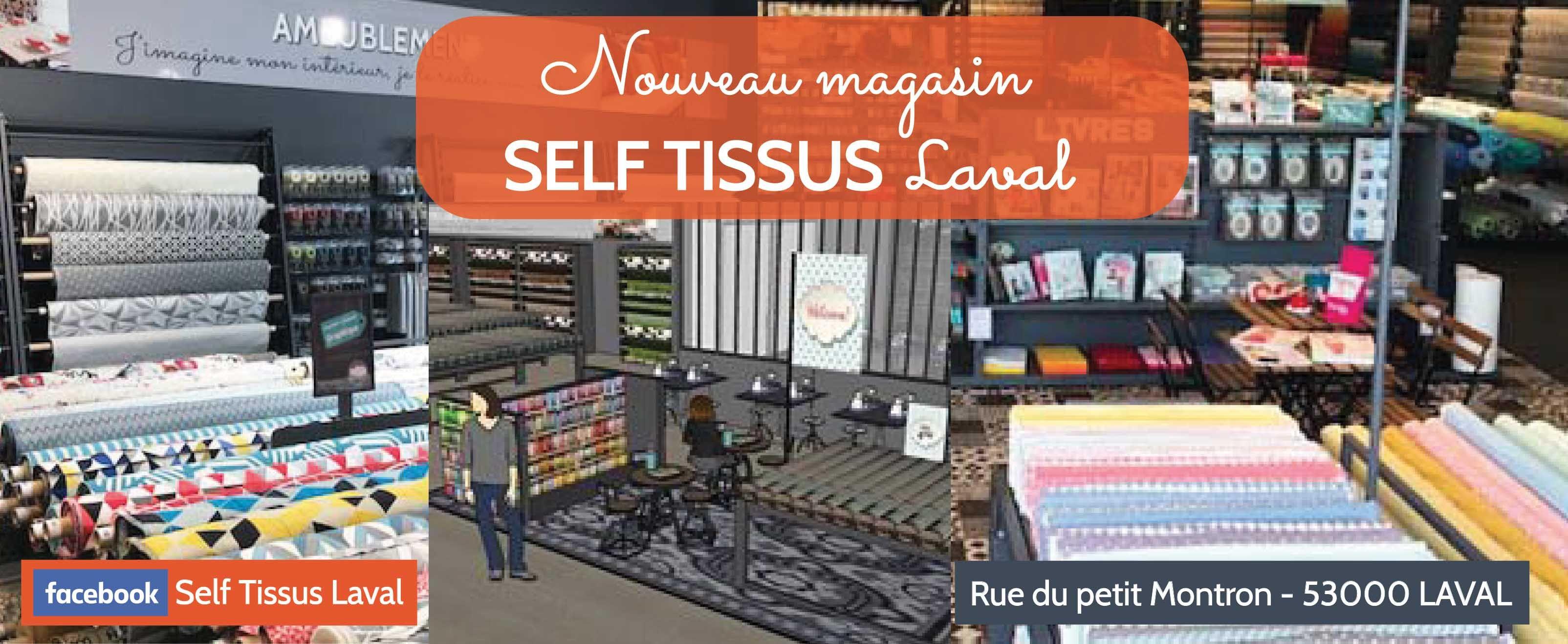 self tissus laval self tissu tissus