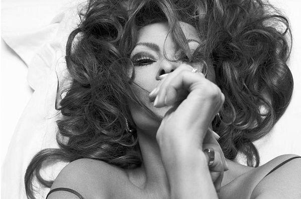 Sofia Loren, the Italian raw seduction