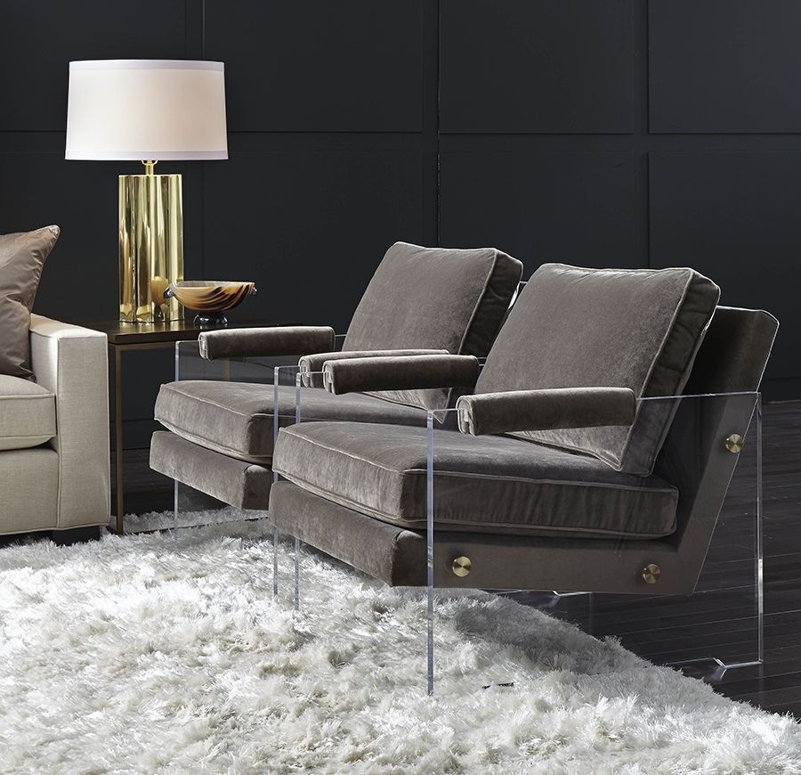 Kazan chair available online and in stores grey for Grey single chair