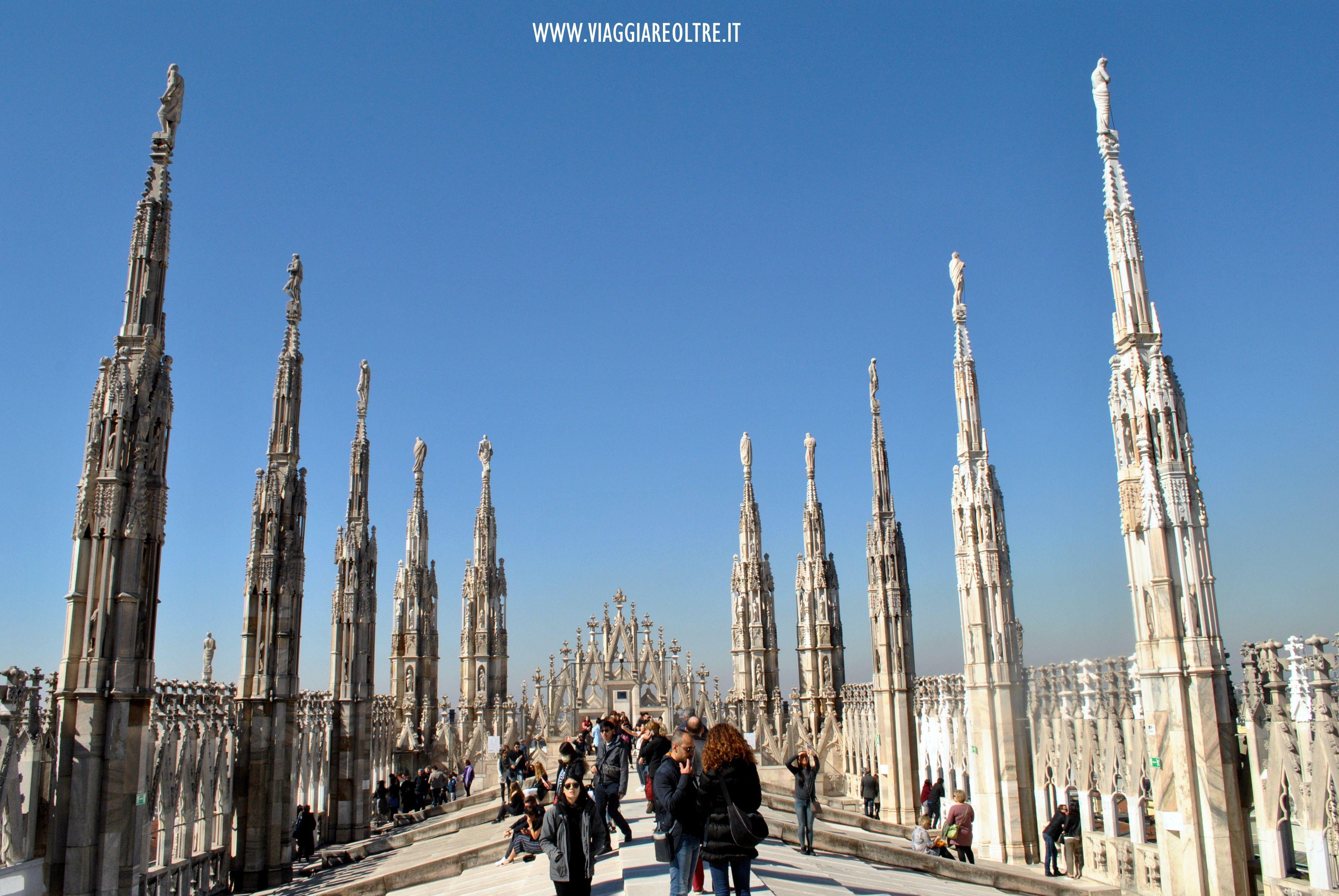 Milano Da Alte Prospettive Visita Alle Terrazze Del Duomo