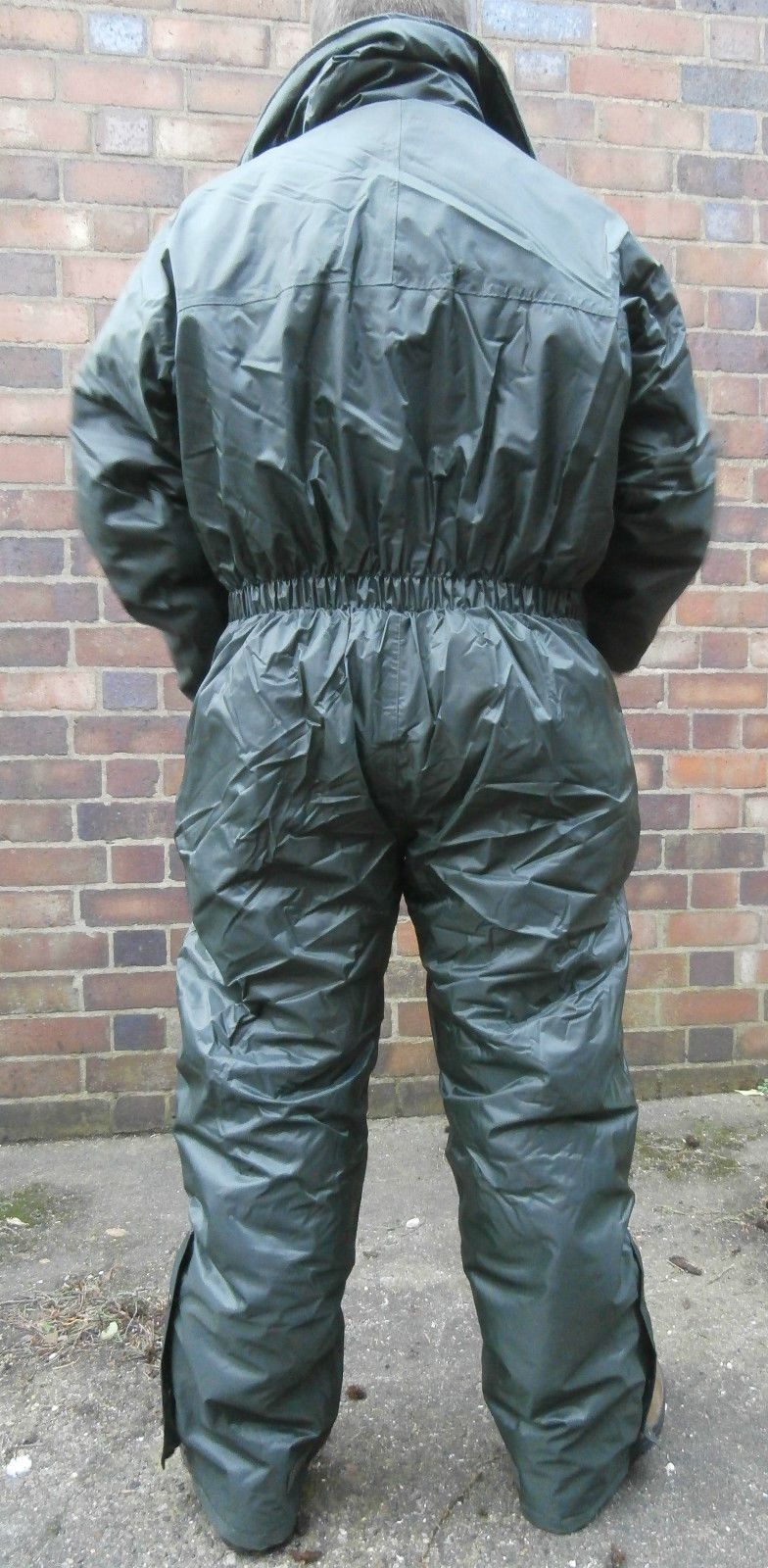Details About New Waterproof Coverall Overall All In