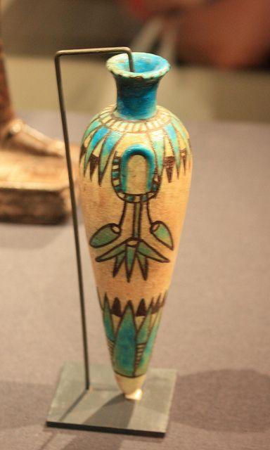 perfume vase ancient egypt. Black Bedroom Furniture Sets. Home Design Ideas