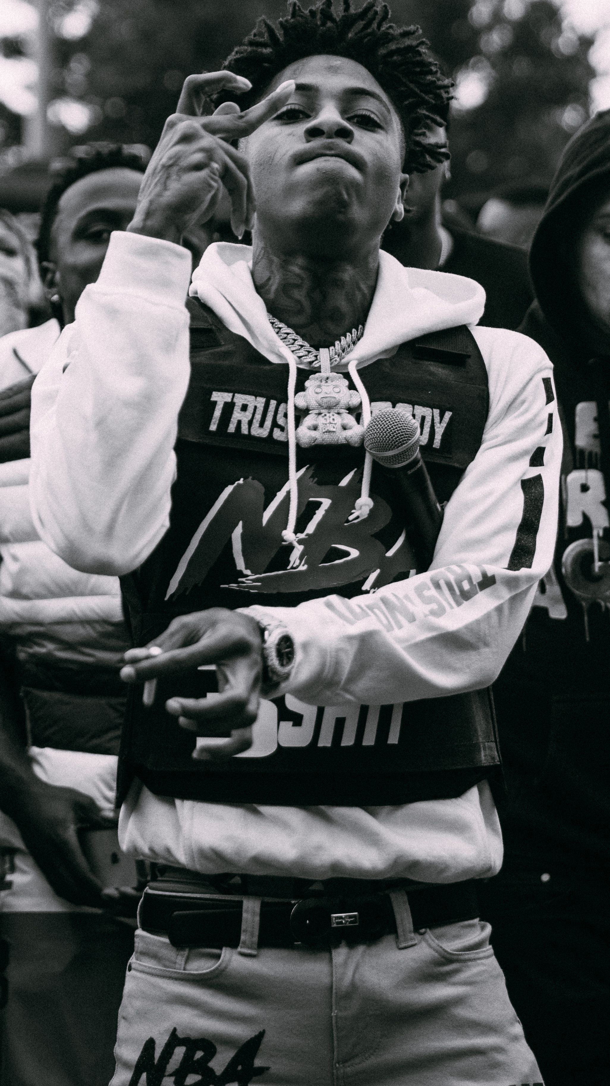 Nba Youngboy Rapper Outfits Rapper Style Cute Rappers