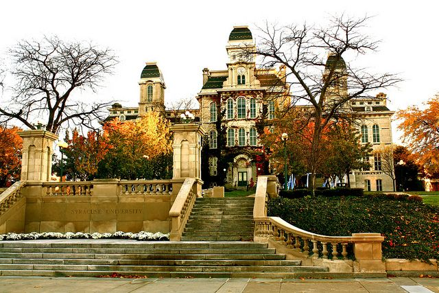 How Can I Improve My Chances Of Admissions At Syracuse University?