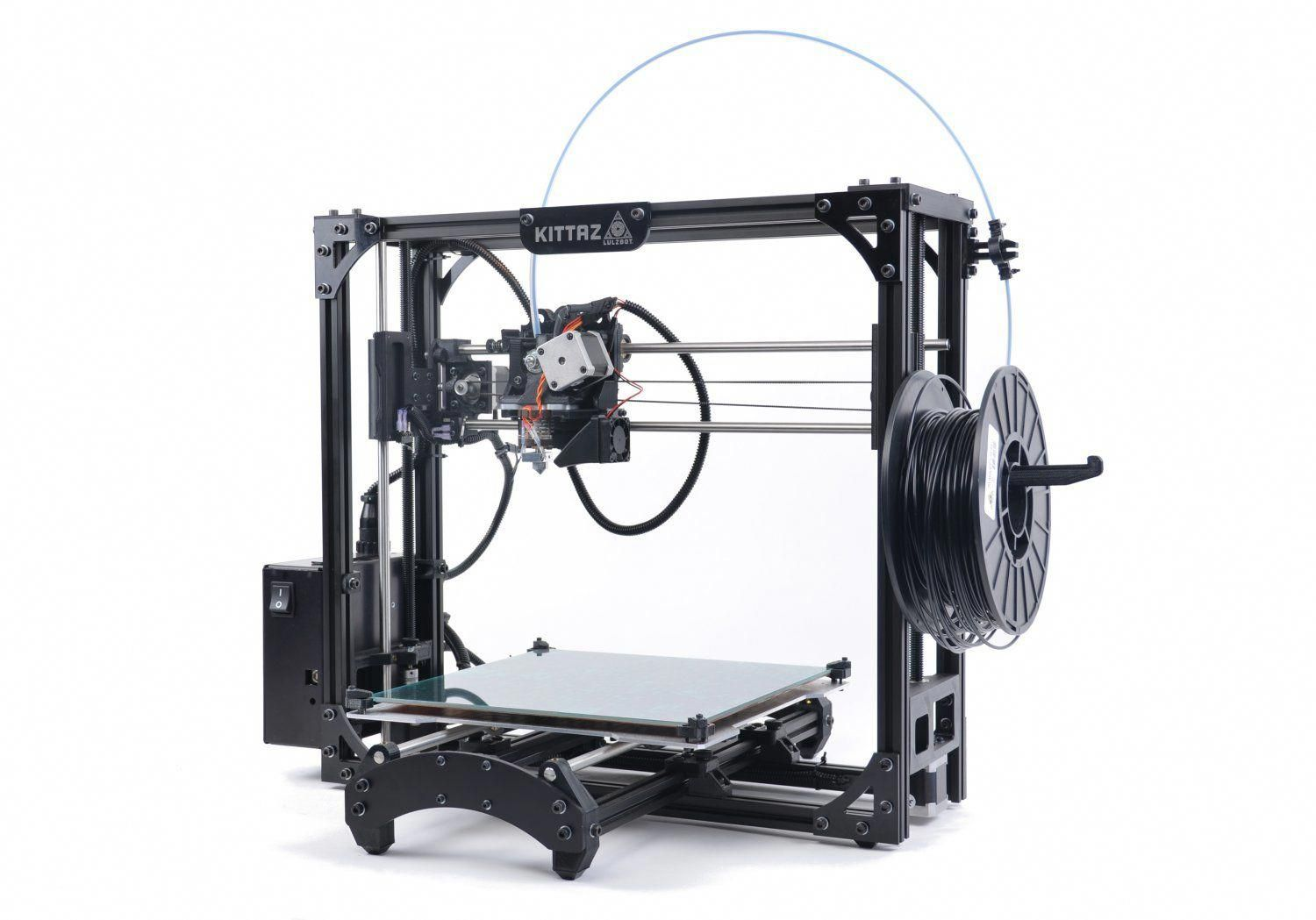 LulzBot Sneaks out a 3D Printer Kit 3DPrinting