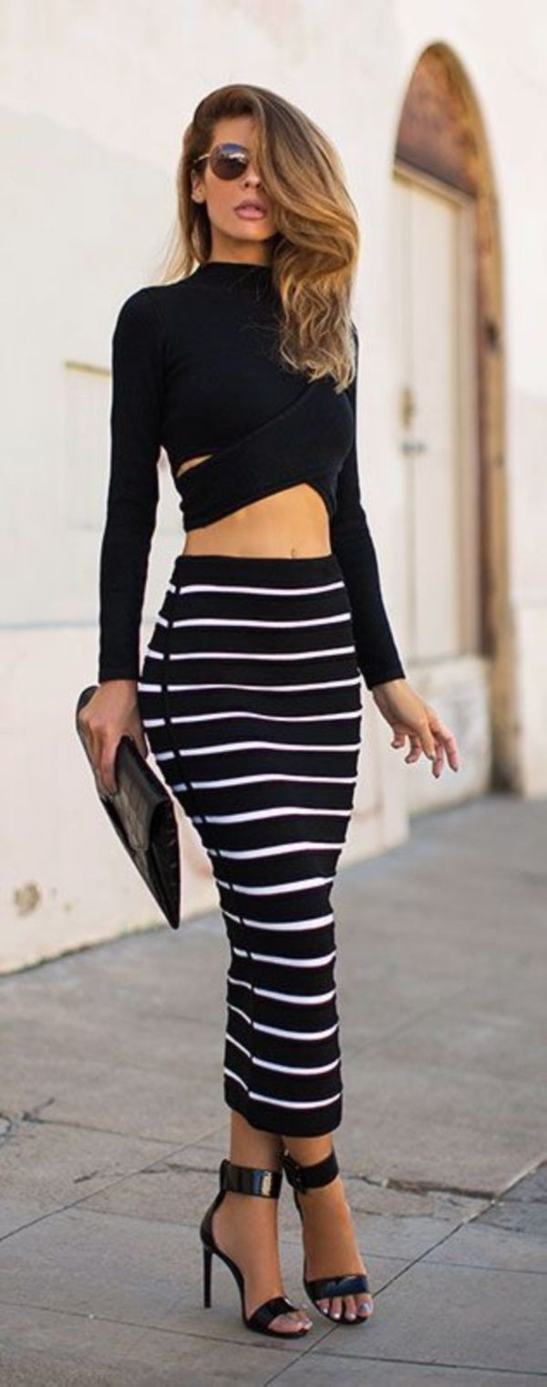 40 Business Women Pencil Skirt Outfits For 2017 | Street styles ...