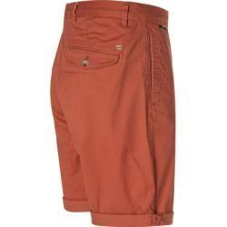 Photo of Shorts para homem Scotch & Soda, algodão, vermelho tijolo Scotch & Soda