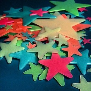 Seeing the soft glow of plastic stars on your bedroom ceiling at night. | 25 Sensations That'll Transport You Back To Your Childhood