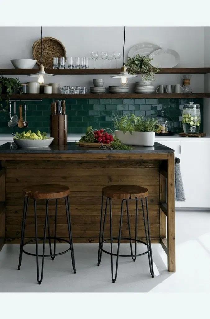19+ Fabulous Farmhouse Kitchen Design And Decorating Ideas