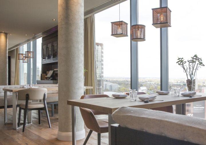 Rofuto Restaurant By Tibbatts Abel Birmingham UK Retail Design Blog