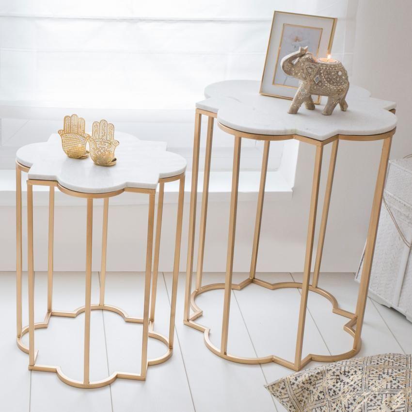 Tisch Marmor \ - marmor wohnzimmer tische