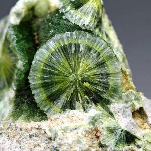 Crystals Wavelite