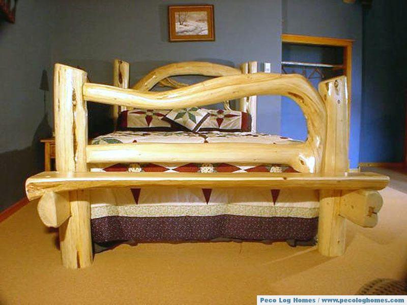 furniture for log homes