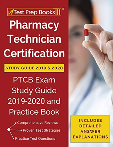(2019) Pharmacy Technician Certification Study Guide 2019