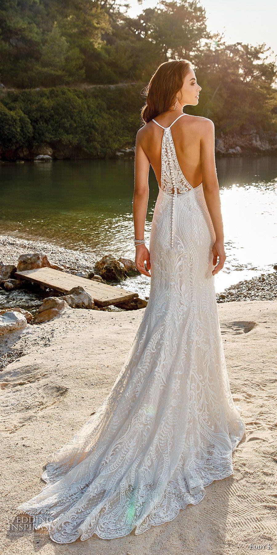 Eddy K Dreams 2019 Wedding Dresses Vintage Boda Vestidos De