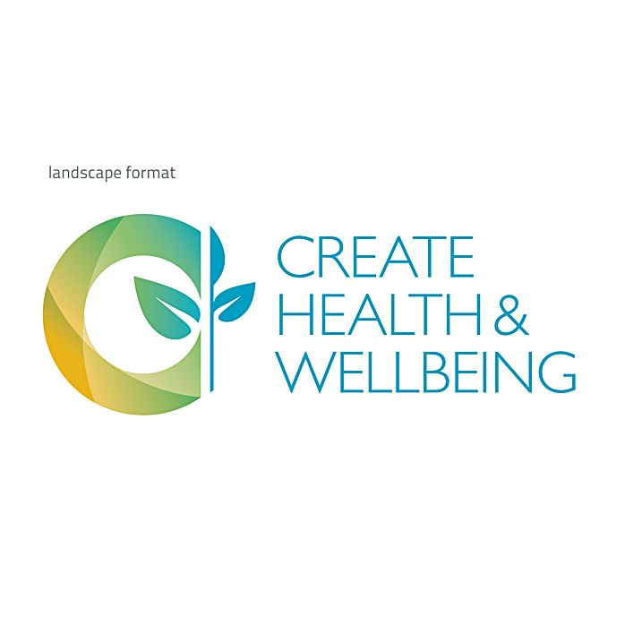 Logo design - Create Health & Wellbeing