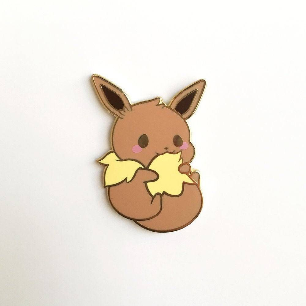 Eeveelution Pins made by Jennifairy -