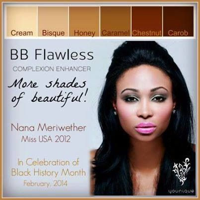 Want to be Flawless ?? Try Youniques BB Flawless . https://www.youniqueproducts.com/shirleybinot/business