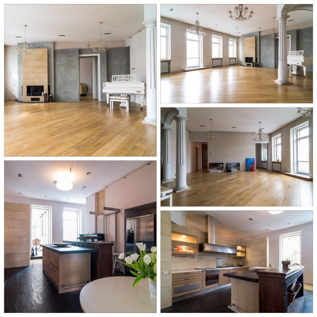 Author's Design 6-room Apartment Rental Located In The