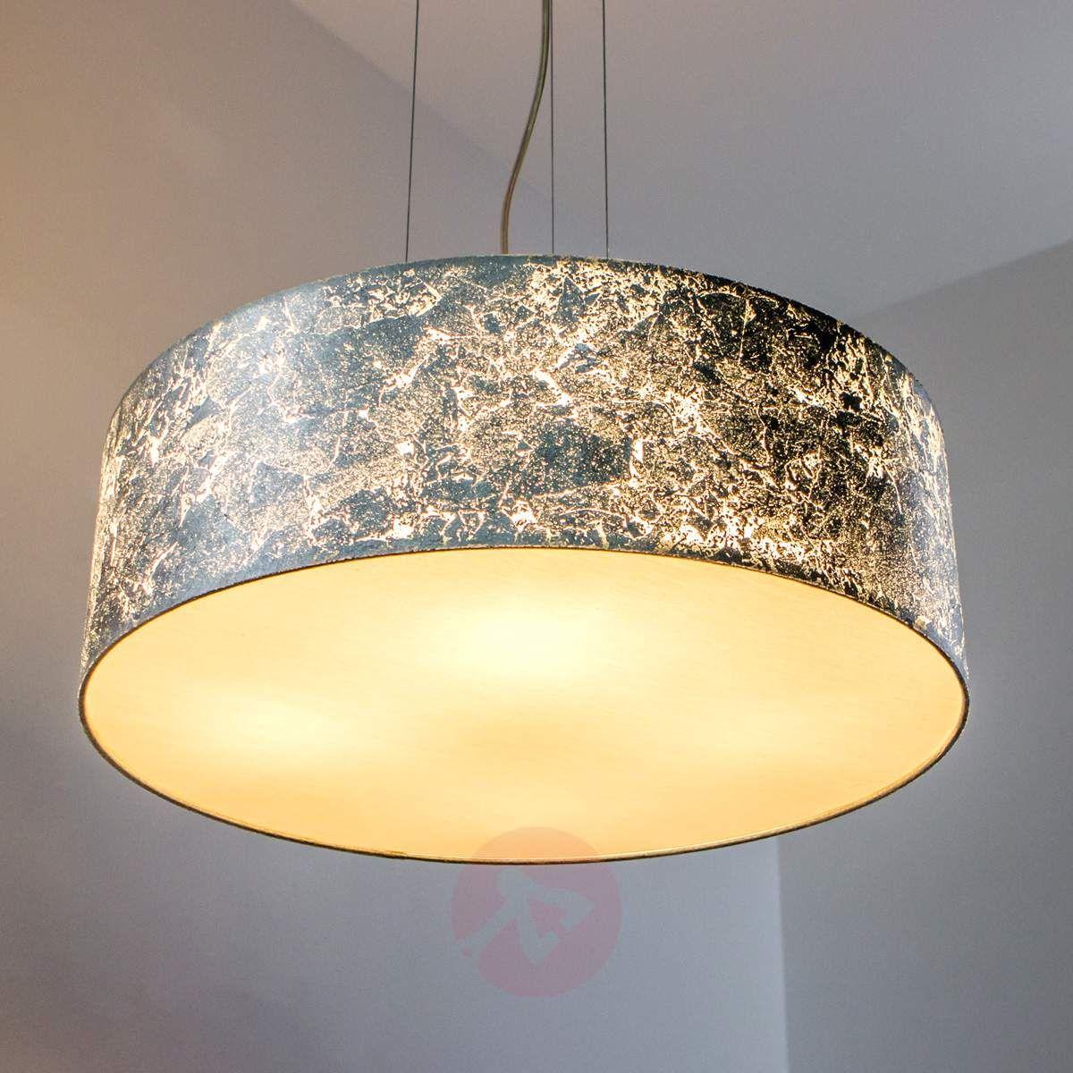 Lampa Wisząca Aura Ze Srebrnym Kloszem W 2019 Lampy