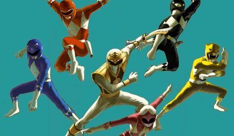 Central Wallpaper: Power Rangers Desktop Wallpapers