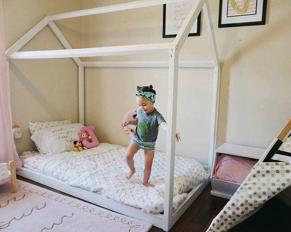 Montessori Montessori Room Floor Bed House Bed Camden