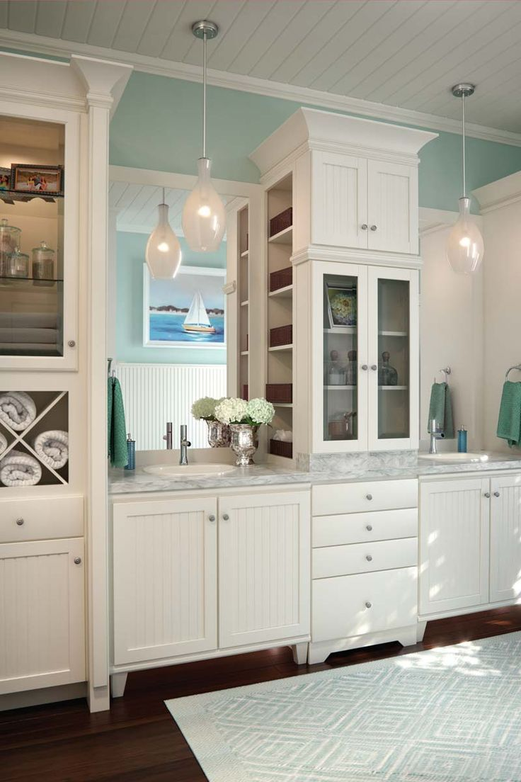 waypoint cabinets | waypoint living spaces | style 644 in maple