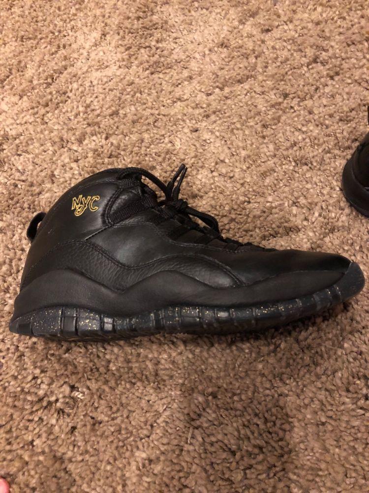 815285291a760f Jordan 10 Retro NYC Mens 8  fashion  clothing  shoes  accessories  mensshoes