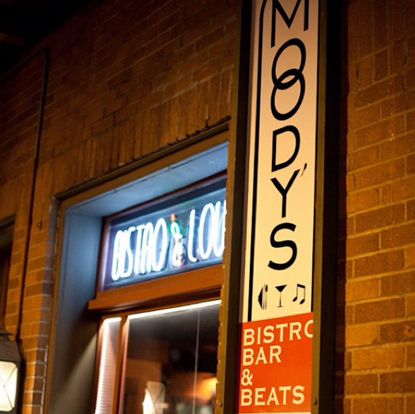Moody's Bistro Bar & Beats is a local favorite known for their combination of delicious food, great cocktails, and live music. They also happen to carry Truckee River Winery wine! Order a glass the next time you stop in.