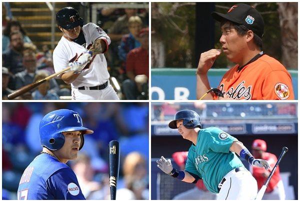 병호-신수와 현수-대호의 엇갈린 희비 - 한국스포츠경제