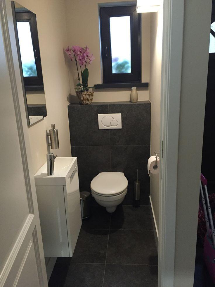 GästeWC Gäste wc, Kleines bad dekorieren, Kleine