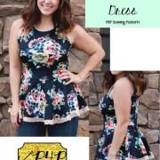 Sweetheart Dress Patterns For Pirates Sweetheart Dress