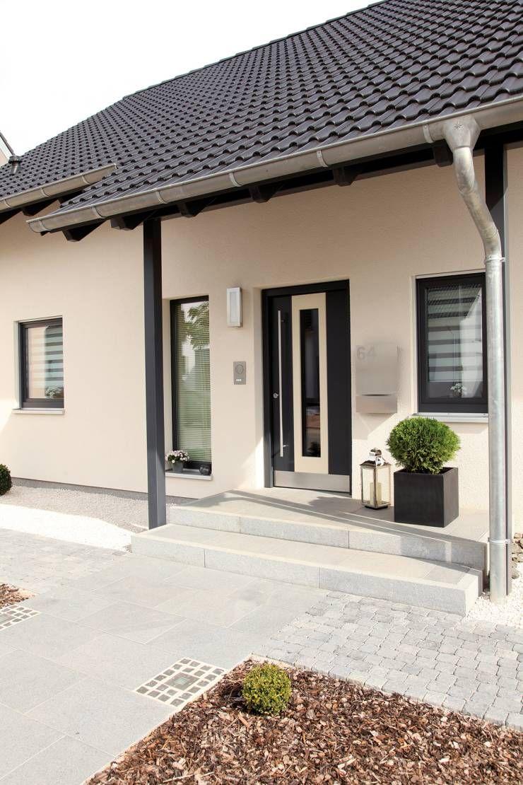 Haus außentor design vio   wellness starterhaus von fingerhaus gmbh