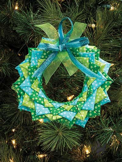 Quilted No Sew Holiday Ornaments Easy Craft Projects