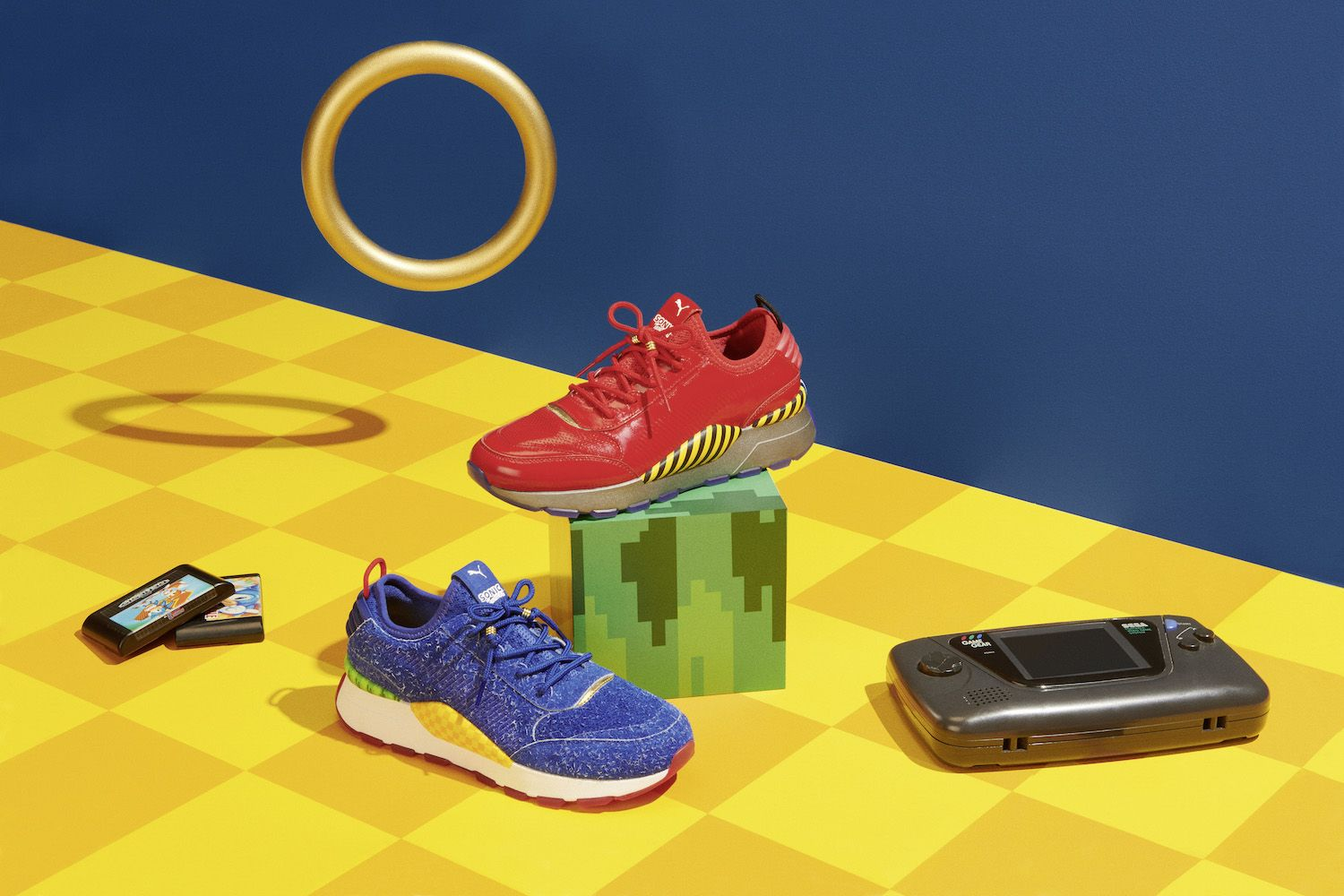 Puma and Sega Announce Sonic RS 0 and Dr. Eggman Sneakers