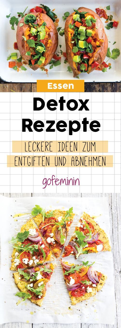 Bring the bikini figure: 4 easy detox recipes to detoxify and enjoy -  With these delicious recipes you can start the summer season without giving up.  - #bikini #bring #BudgetRecipes #CleanEatingMeals #detox #detoxify #Easy #Enjoy #figure #HealthFoods #HolidayAppetizers #recipes