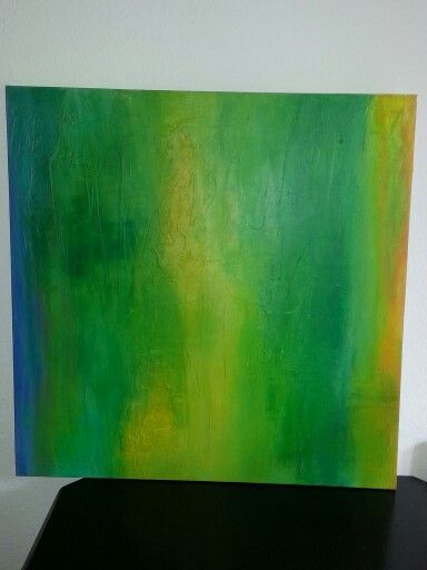Grüne Schatten